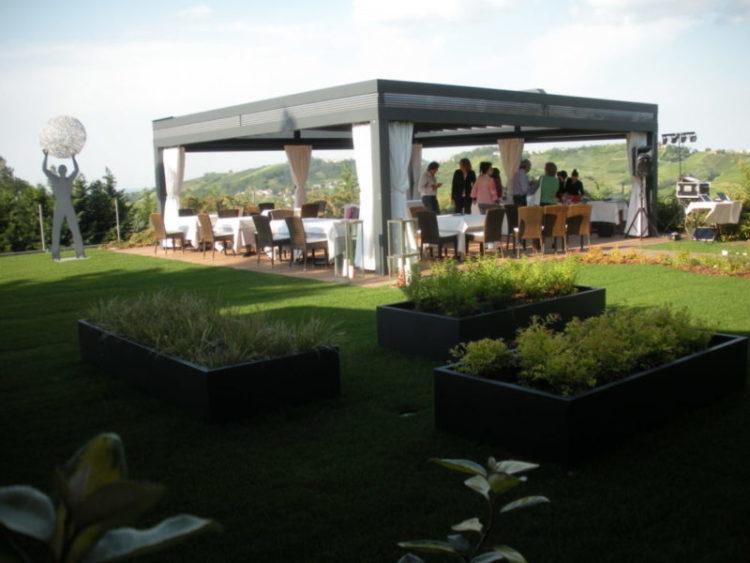 Arredo giardino pergola design for Arredo giardino ipercoop 2017