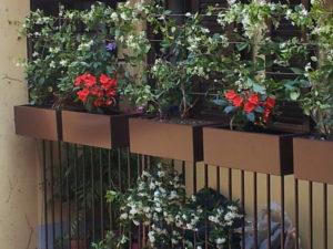 balconelle moderne su misura